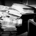 """Le carte dell'inchiesta """"tabula rasa"""""""