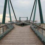 Un ponte fatiscente