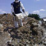 A Calvi Risorta si scoprono tonnellate di veleni sotto terra