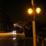 Ponte Vanvitelli: poca visibilità e forte rischio incidenti