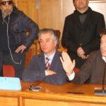 Il vicesindaco, Del Vecchio, i lavoratori, i sindacati e l'assenza del sindaco