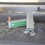 Devastata stazione Bike Sharing di Piazza Risorgimento