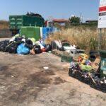 Raccolta rifiuti, proseguono i disservizi in città